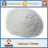 Citrato branco do cálcio da classe 97.5%Min da indústria do pó