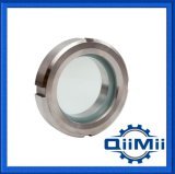 Componente sanitário do tanque de vidro de vista do aço inoxidável