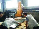 Tagliatrice automatica infrarossa della pietra del ponticello per il taglio mattonelle/della lastra