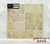 Glasig-glänzende Fußboden-Fliese von der Foshan-Lehm-Fliese