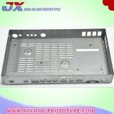 Metal de hoja del panel Fabricat o con las piezas del corte del laser de doblez, proceso Riveting