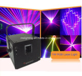卸し売りIlda 1W RGBの完全なアニメーションレーザーの段階ライト