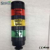 Nuovo indicatore luminoso della macchina della torretta Light/CNC del segnale 24V/indicatore luminoso di indicatore/indicatore luminoso del cicalino