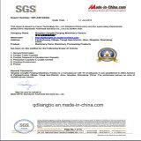 ISOは製造業者によって造られた拍車ギヤを証明した