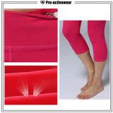 Soem-reizvolle hohe Elastizität-Trainings-Gymnastik-Eignung-Yoga-Hosen