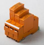 500V 1000V DCのサージ・プロテクター装置20ka-40ka