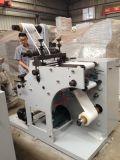 Máquina de corte com dois Rewinding Shaft