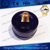 40mm '' indicateur de la pression 1.5 général miniature avec le sens axial