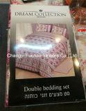 多卸し売り工場か綿材料キルトにするファブリック現代ベッドカバーの寝具の一定のベッド・カバーシートすべてのサイズ