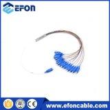 Scheda 1 di modo di Gpon 2 prezzo di fibra ottica della chiusura del divisore dei 16 PLC
