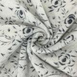 Tela de las lanas del telar jacquar de Rose lista