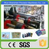 Saco de papel de máquina da embalagem do saco do cimento do baixo preço de Wuxi que faz a máquina