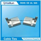304 L en acier type clips de bande avec l'UL