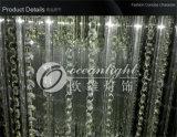 Lámpara pendiente Om089 de la gota cristalina de la lámpara pendiente de la cortina de la cadena