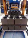 Prix concret automatique de machine de fabrication de brique 2016 dans le bloc de l'Afrique du Sud faisant la machine avec la qualité Qt4-15b