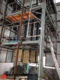 De automatische Verticale Ronde Machine van het Polyurethaan van het Schuim