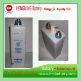 110VシステムのためのNICD再充電可能なアルカリ蓄電池1.2V100ah