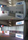 新しいFashionalのポータブルアルミトレードショーのための展示ブース(TY-B)をスタンド