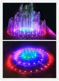 Fontana esterna o dell'interno di 1m di piccola dimensione di musica di Dancing dell'acqua del giardino