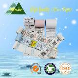 55GSM, 70GSM imprimió el rodillo del papel termal de la impresora