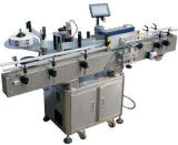 Máquina de etiquetado plana automática de la cara de Doubel