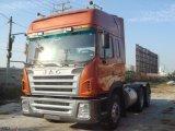 60 100 톤을 당기기를 가진 JAC 6X4 트레일러 트럭