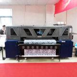 Xuli direto à impressora -1.8m quatro do vestuário impressora de 5113 DTG com colagem da correia transportadora para a impressão de matéria têxtil