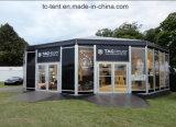 Подгонянный шатер Multi-Сторон шатра цирка для цены по прейскуранту завода-изготовителя доставки с обслуживанием свадебного банкета