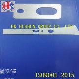 部品、取付金具(HS-PB-007)を押す電流を通されたシート