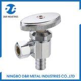 Válvula de ângulo de bronze da aplicação do banheiro Dr5017