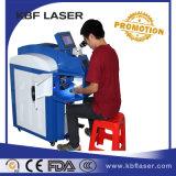 máquina de soldadura do ponto do laser da jóia 200W/máquina de solda