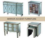 Widergespiegelte hölzerne Möbel für Wohnzimmer