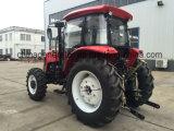 Suyuan Sy-1404-1 4WDの農業の農場によって動かされるトラクター