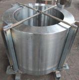 S355 Lf2 Lf3は高圧容器のための鋼鉄リングを造った