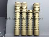 CNC подвергая механической обработке, поворачивая алюминиевые части с Brown анодирует