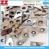 Facas do carboneto de tungstênio da ferramenta do Woodworking