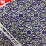 Tissu original de lacet de configuration de fleur pour les vêtements des femmes