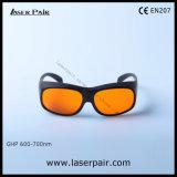 532nm Frame33の緑のレーザーの安全ガラス/防護眼鏡の最もよい品質