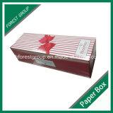 Caixa de cartão de empacotamento impermeável da flor fresca (FP0200076)