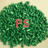 Kleur Aangepaste Polystyrene/GPPS Versterkte Korrels voor Algemeen Materiaal
