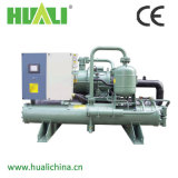 Harder van het Water van de Schroef van Huali 216kw de Industriële Water Gekoelde voor Industrie