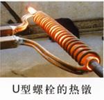 Macchina termica di induzione di IGBT per il pezzo fucinato del metallo