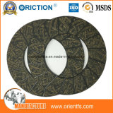 Cara de embrague de cobre multi de calidad superior con el alambre del latón de 3 hilados