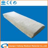 ジグザグ形の吸収性綿のガーゼ