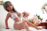 muñeca verdadera del sexo del amor del pequeño del silicio del 100cm juguete del sexo