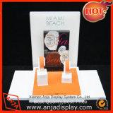 Hölzerne System-Regal-Bildschirmanzeige-Kosmetik