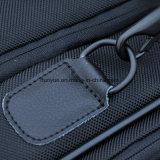 Классический черный мешок вагонетки командировки, Nylon случай багажа перемещения, напольный чемодан с колесами
