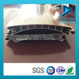 Profil en aluminium en aluminium pour la porte d'obturateur de rouleau sur le marché du Vietnam Myanmar