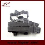 Glock 17 전술상 기어 군 전자총 권총휴대 주머니를 위한 Blackhawk 하락 다리 권총휴대 주머니