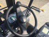 3,5 Ton cuatro ruedas Carretilla elevadora eléctrica para la venta